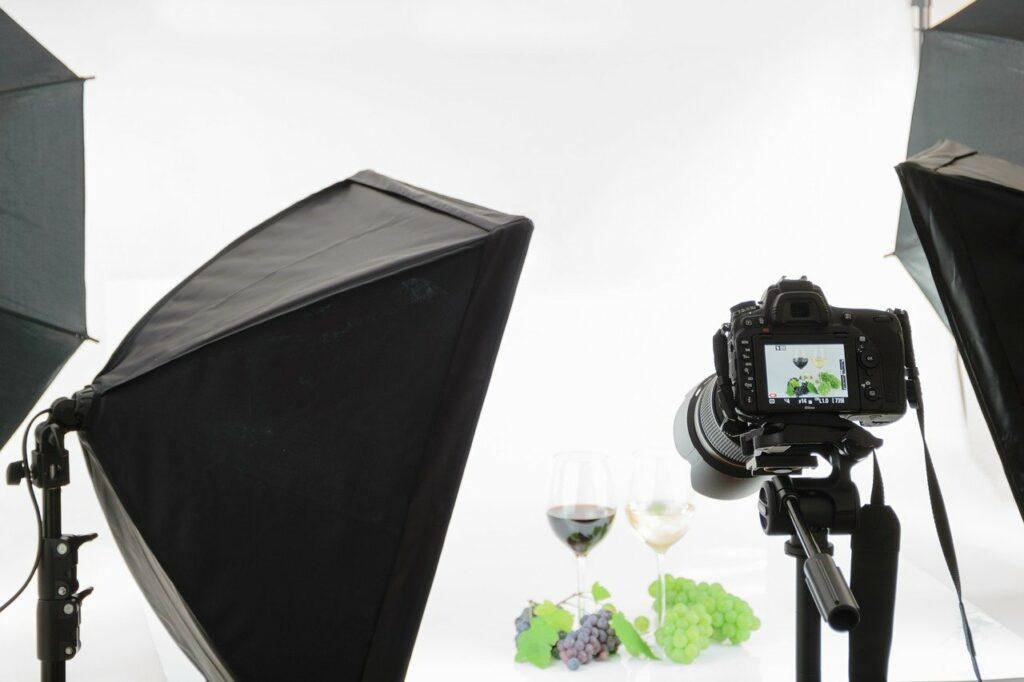 Produktové fotografie eshopu